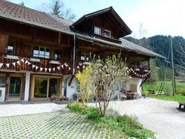Wohnheim Burgbühl an der Lenk