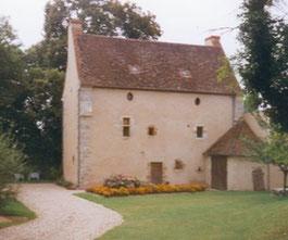 la façade nord de style XVe