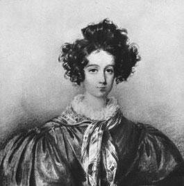 Portrait réalisé vers 1830