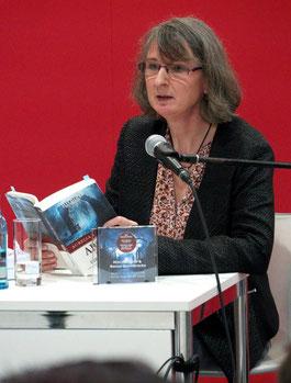 Autroin Aurelia L. Porter auf der Leipziger Buchmesse