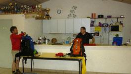 Flaujac-poujols, confrérie des hospitaliers, gr65, compostelle, bénévole Flaujac-Pujols