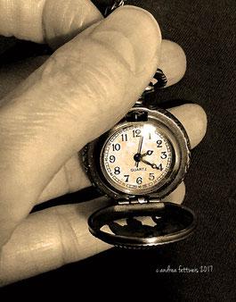 Jeder hat die gleiche Menge an Zeit zur Verfügung, es kommt nur darauf an, was man daraus macht.
