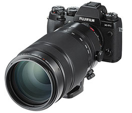 XF100-400mm