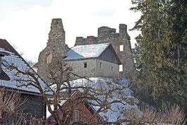 Burgruine zu Pichl
