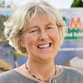 Portrait von Hannelore Meßmer, zertifizierte Schlafberaterin und Baubiologin