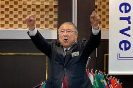 会員親睦委員長 L.粟田 和成