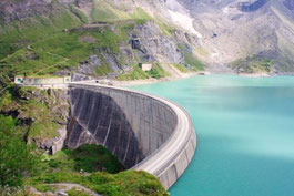 Wasserkraft wird seit über 5500 Jahren genutzt