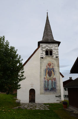 Kapelle St. Martin, Brigels