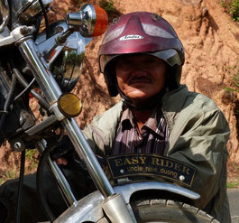 Easy Riding in Vietnam with Uncle Nine Duong