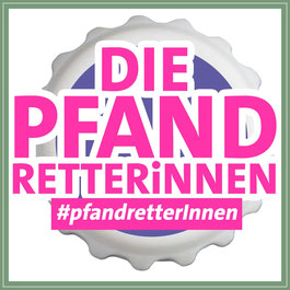 "Foto:  Spunk Gelsenkirchen - Logo der ""Pfandretterinnen"""