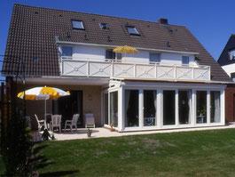 Ferienwohungen Cuxhaven Duhnen im Haus Wittholm