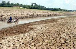 seca nos rios da amazônia