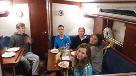 Segel Crew Nautic-Young-Stars