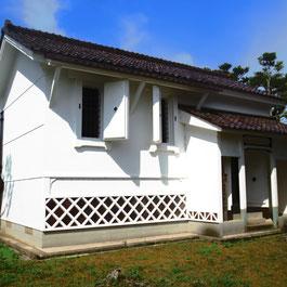 能登永見の明治時代の豪農の倉屋敷