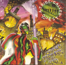ATCQ - BEATS, RHYMES & LIFE (1996)