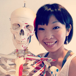 ヨガ解剖学アカデミーさかたのりこ
