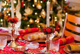 Consigli e trucchi per non ingrassare durante le feste natalizie