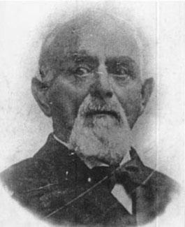 Jacob Davis foto bianco e nero del sarto
