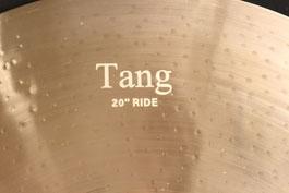 """Centent Becken Tang Serie 20"""" Ride"""