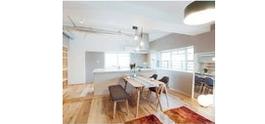 戸建住宅 リノベーション 無垢の床