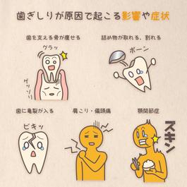 八戸市 くぼた歯科医院 歯ぎしり マウスピース 顎関節症