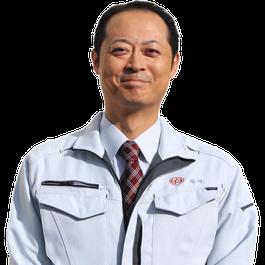 新潟市の事業所向け電気設備工事会社、株式会社エフ・ピーアイの代表者