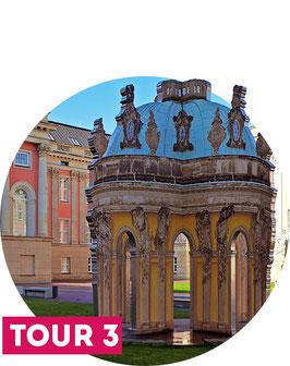 City Palace and Sanssouci Palace Potsdam