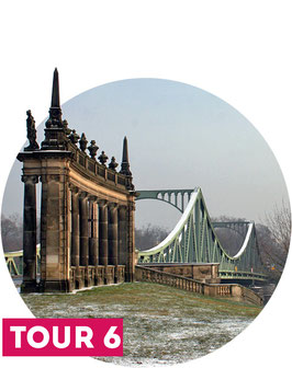 Glienicke Bridge - Bridge of Spies Potsdam