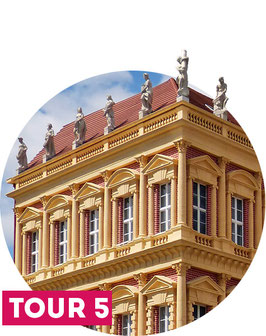 Baroque splendour Potsdam