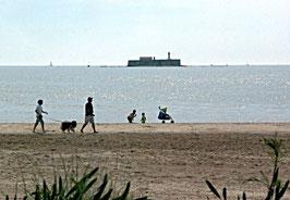 04. Juli 2015 -  Der Traum vom fast einsamen Strand