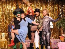 Die Zauberin von Oz, Kollektiv Eins, Spieltriebe Festival Osnabrück 2017