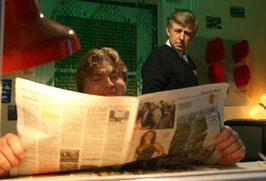 Nachtschicht, Kurzfilm, 2008