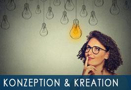 Marketing, Kommunikation, Events: Konzeption und Kreation