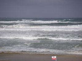 ИЗРАИЛЬ г Герцлей Средиземное море 12 декабря 2009