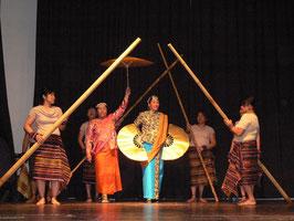 Philippinischer Tanz