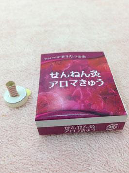 """火を使うお灸代表""""アロマきゅう"""""""