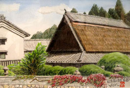 奈良の旧家(F4号)TH氏