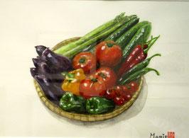 野菜(F4号)MUさん