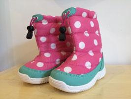 ampersand(アンパサンド)       防寒ブーツ(L548014)             (size 13・14㎝)          ¥2.900+税