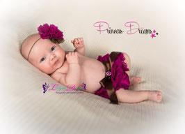 Neugeborenen Outfit, Strick Set Mädchen, Baby Neugeborene, Kostüm, Neugeborenen Haarband, Haarband für Neugeborene, Vintage Style, Taufe, Hochzeit, Haarband Neugeborenen baby
