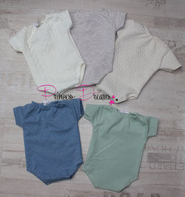 Neugeborenen Outfit, Newborn Outfit, baby Outfit Kleidung, Natural Basic Romper Body , Neugeborenen Haarband, baby Haarband Set Outfit