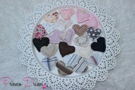 Neugeborene Deko Herze Props Neugeborenen Outfit  Newborn Prop Baby Photoprops Foto-Prop Requisiten Babyfotografie Neugeborenenfotografie