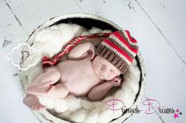 Neugeborenen Baby Strick Mütze, Strickmütze, kuschelweiche Baby Mützen, Babyfotografie, Neugeborenenfotografie, Outfit, Kleidung sets, Props, Requisiten