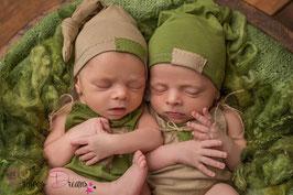 Neugeborenen Jungen Outfit, Body Romper, Neugeborenenfotografie Requisiten,Foto-Set Junge Kleidung Baby handmade
