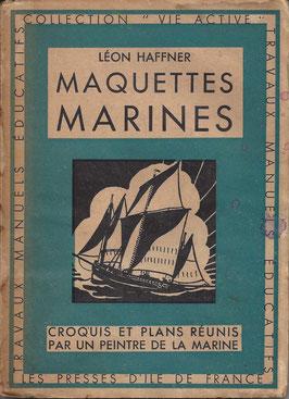 Un sympathique petit livre, ou l'on troupe  chaloupe sardinière, pilote du havre , ou bien encore frégate du XVIIIème