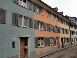 Fassadenrenovation inkl. Fensterläden