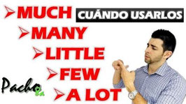 Much - Many - Little - Few - A Lot Pacho8a