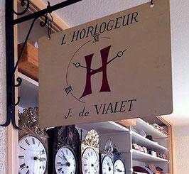 DE VIALET Jacques Horloger