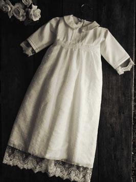 robe de baptême, baptême, plumeti