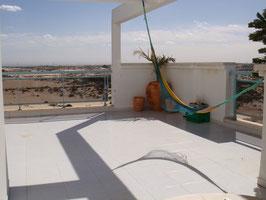 Terrasse face au séjour